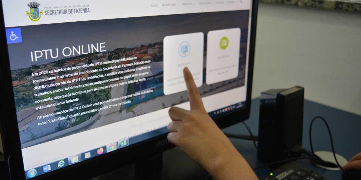 IPTU gera serviços para a cidade